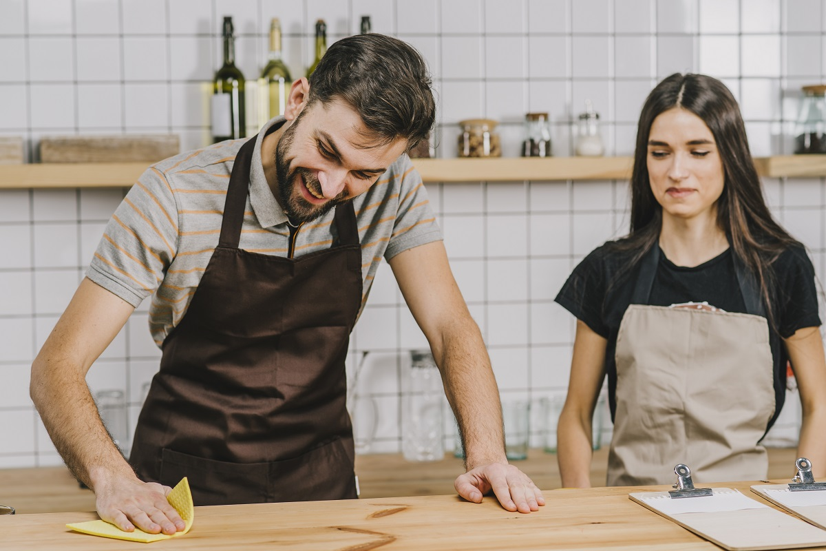 Procedures and Products for Restaurant