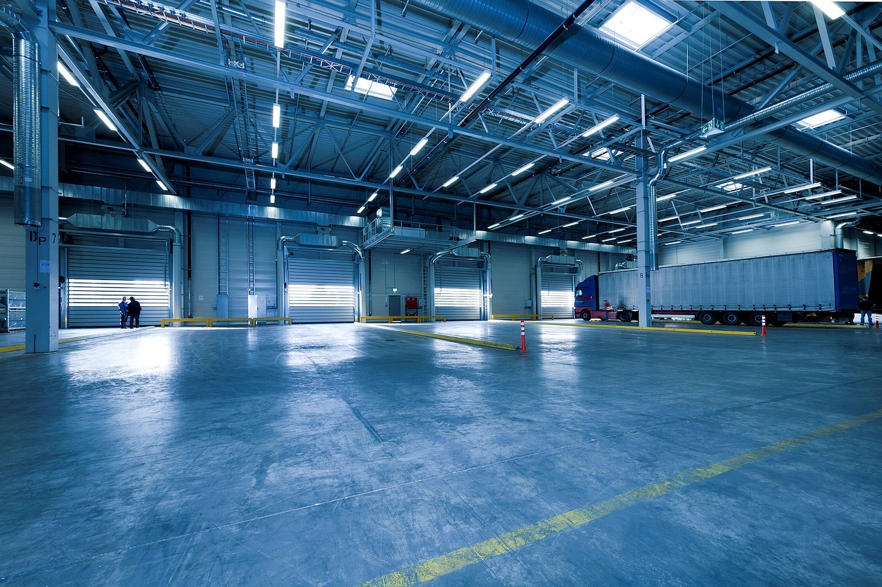 Cleaning Your Warehouse during COVID-19