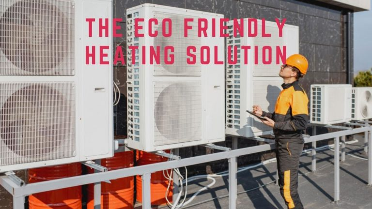 Commercial Premises: The Eco Friendly Heating Solution