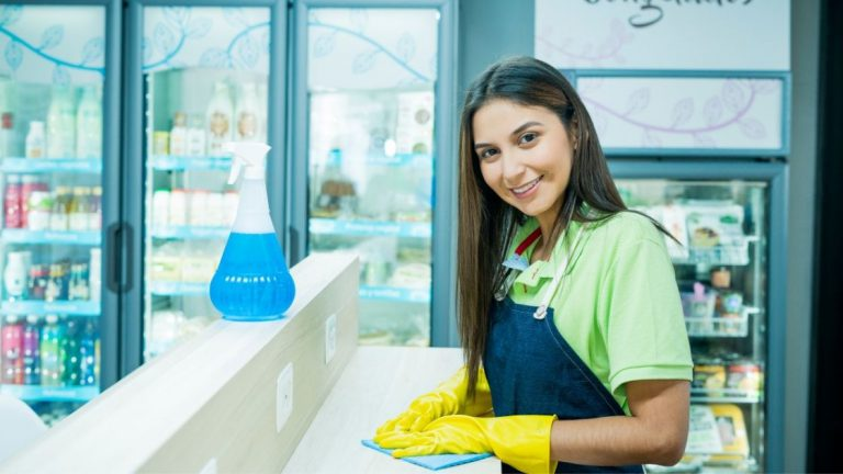 Reason Behind Why Retail Store Hire Professional Cleaning Company
